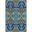 Dalyn Aloft Nickel 8'X10' Rug - Item Number: AL6NI8X10
