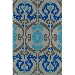 Dalyn Aloft Nickel 9'X13' Rug