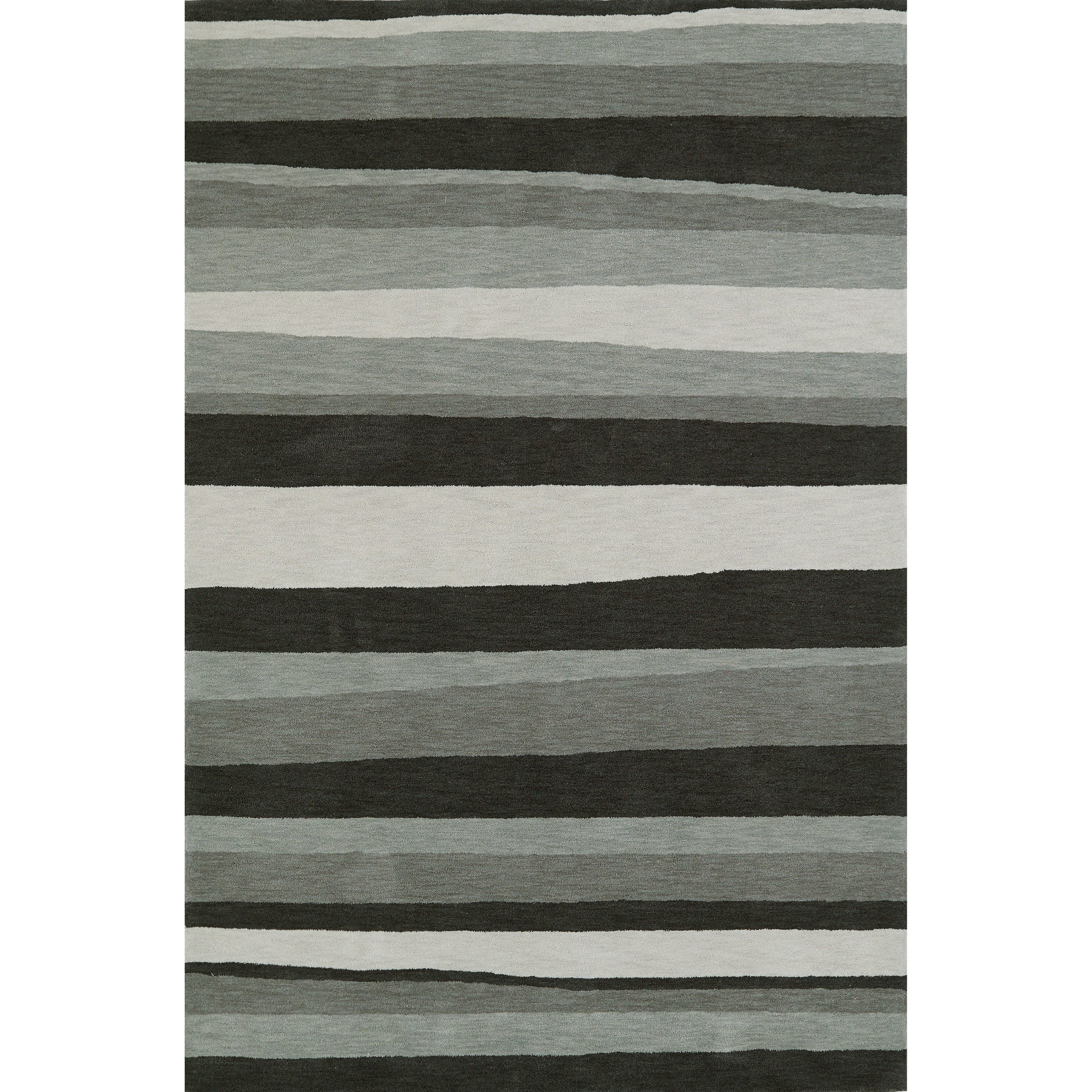 "Dalyn Aloft Charcoal 5'X7'6"" Rug - Item Number: AL8CH5X8"