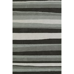 Dalyn Aloft Charcoal 9'X13' Rug