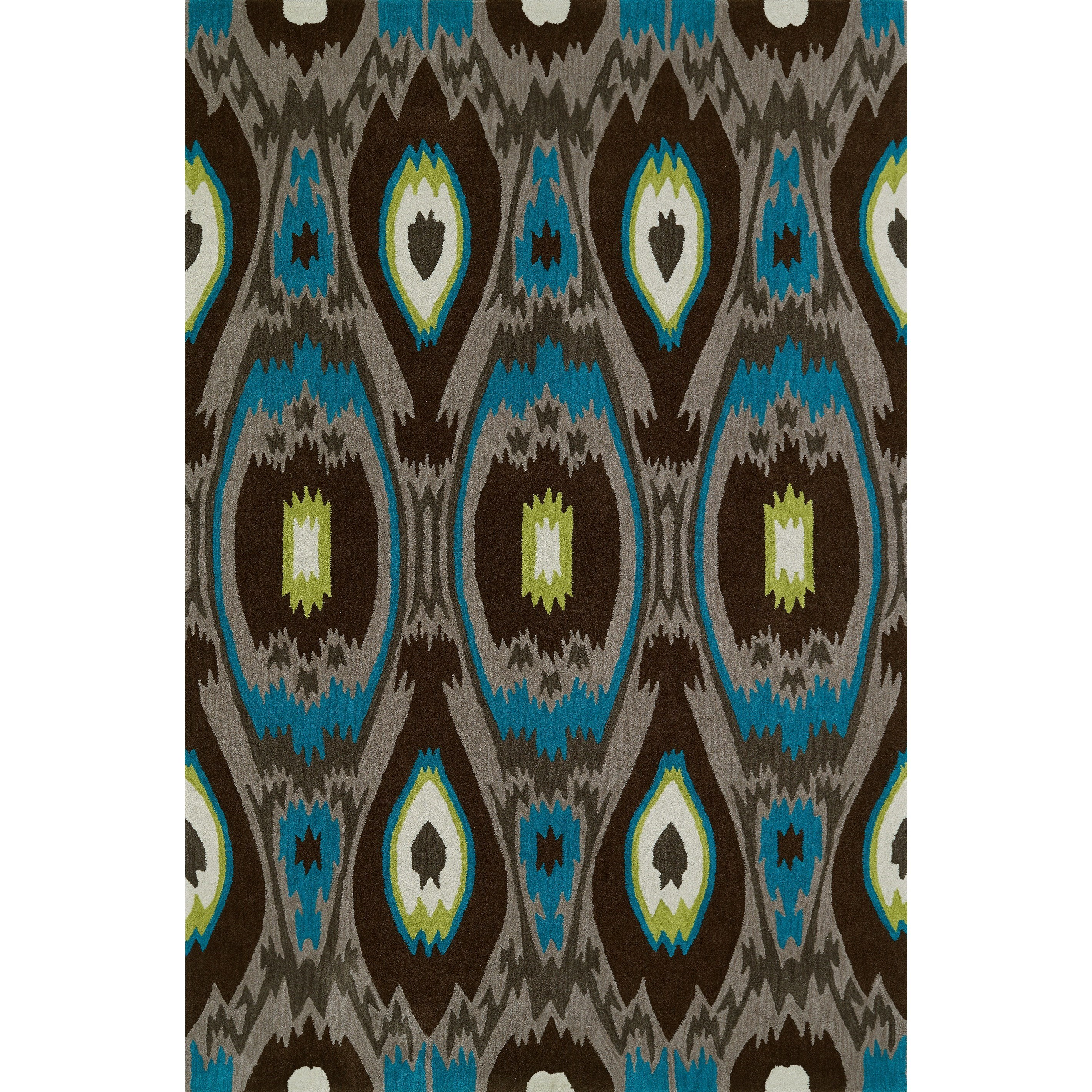 Dalyn Aloft Fudge 8'X10' Rug - Item Number: AL9FU8X10