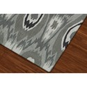 Dalyn Aloft Silver 8'X10' Rug - Item Number: AL9SI8X10