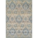 "Dalyn Antigua Linen 9'6""X13'2"" Area Rug - Item Number: AN5LI10X13"