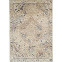 "Dalyn Antigua Linen 3'3""X5'3"" Area Rug - Item Number: AN7LI3X5"
