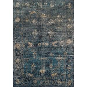 "Dalyn Antiquity Charcoal 7'10""X10'7"" Rug"