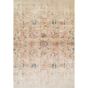 "Dalyn Antiquity Ivory 7'10""X10'7"" Rug"
