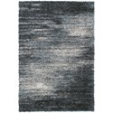 "Dalyn Arturro Charcoal 5'3""X7'7"" Rug - Item Number: AT2CH5X8"