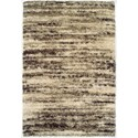"Dalyn Arturro Khaki 3'3""X5'1"" Rug - Item Number: AT9KH3X5"