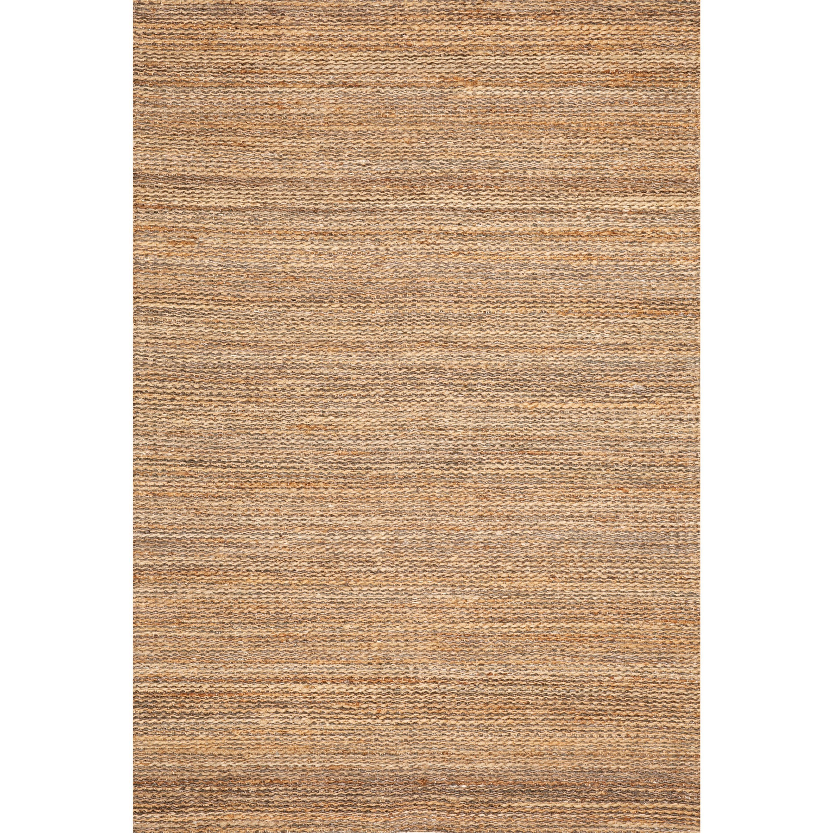 "Dalyn Banyan Pewter 5'X7'6"" Rug - Item Number: BN100PE5X8"