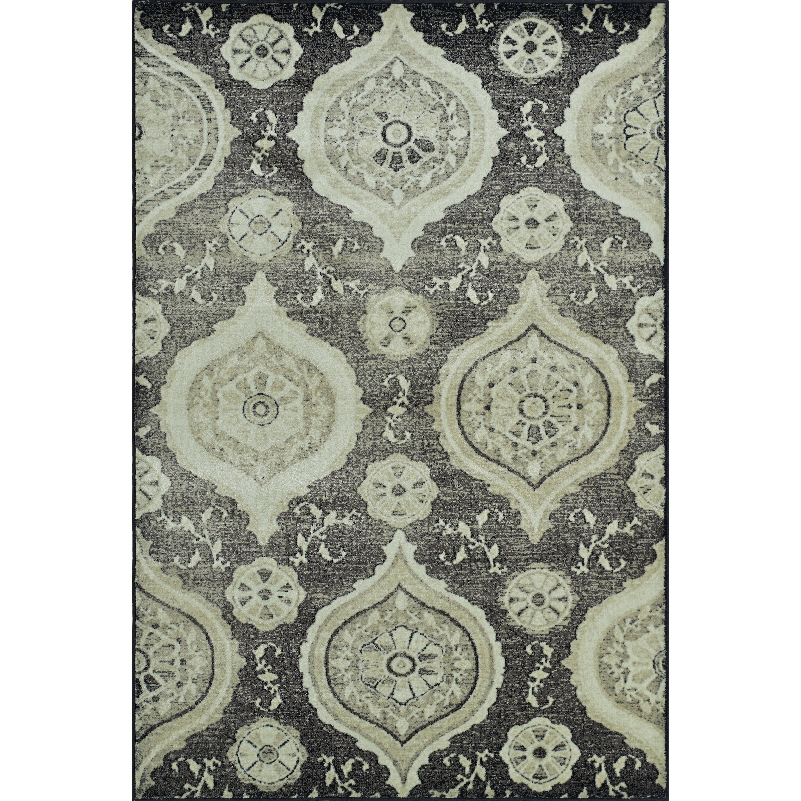 "Dalyn Beckham Stone 8'2""X10' Rug - Item Number: BC1548ST8X10"