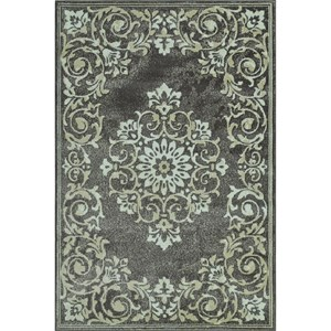 "Dalyn Beckham Grey 4'11""X7'5"" Rug"