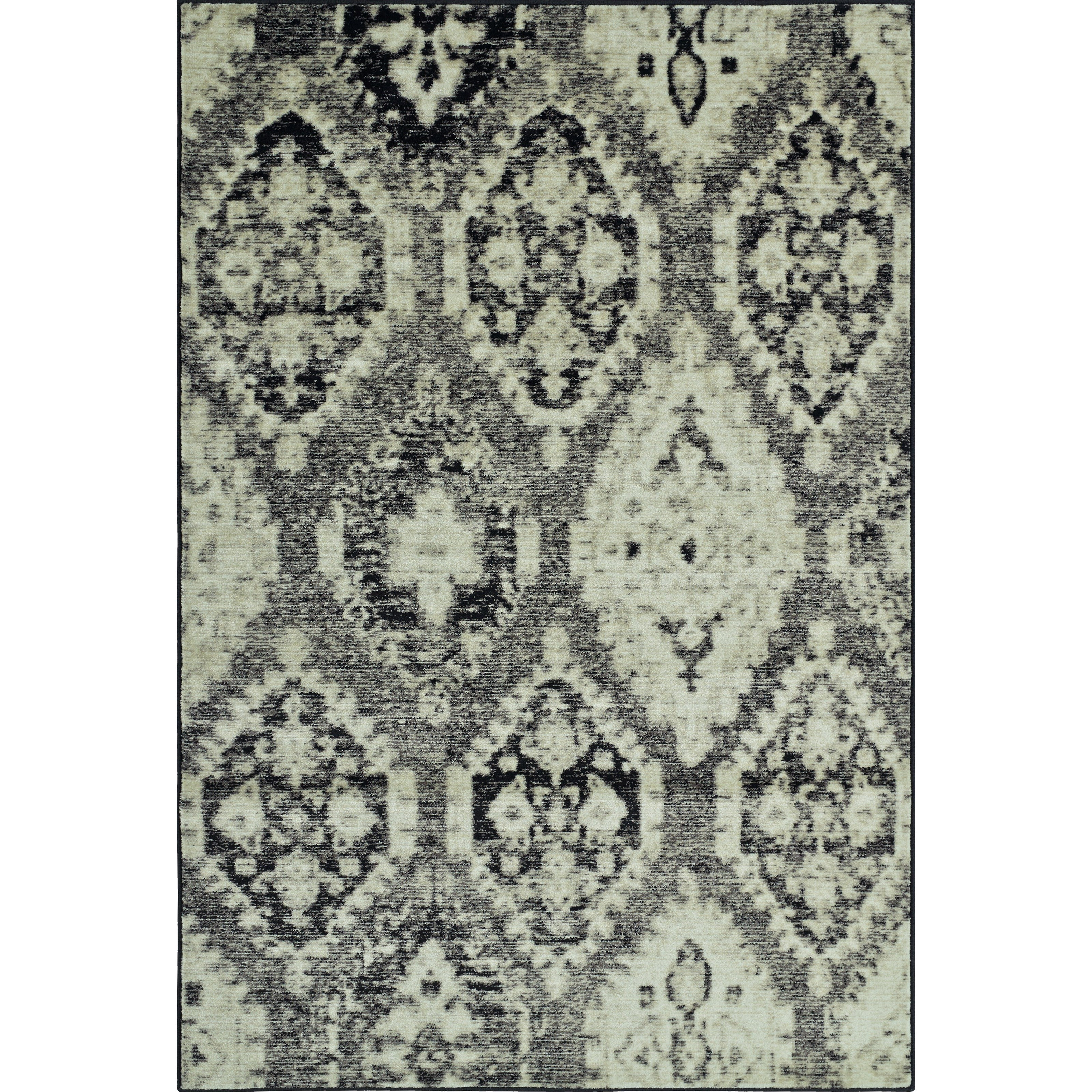 "Dalyn Beckham Stone 4'11""X7'5"" Rug - Item Number: BC8444ST5X7"