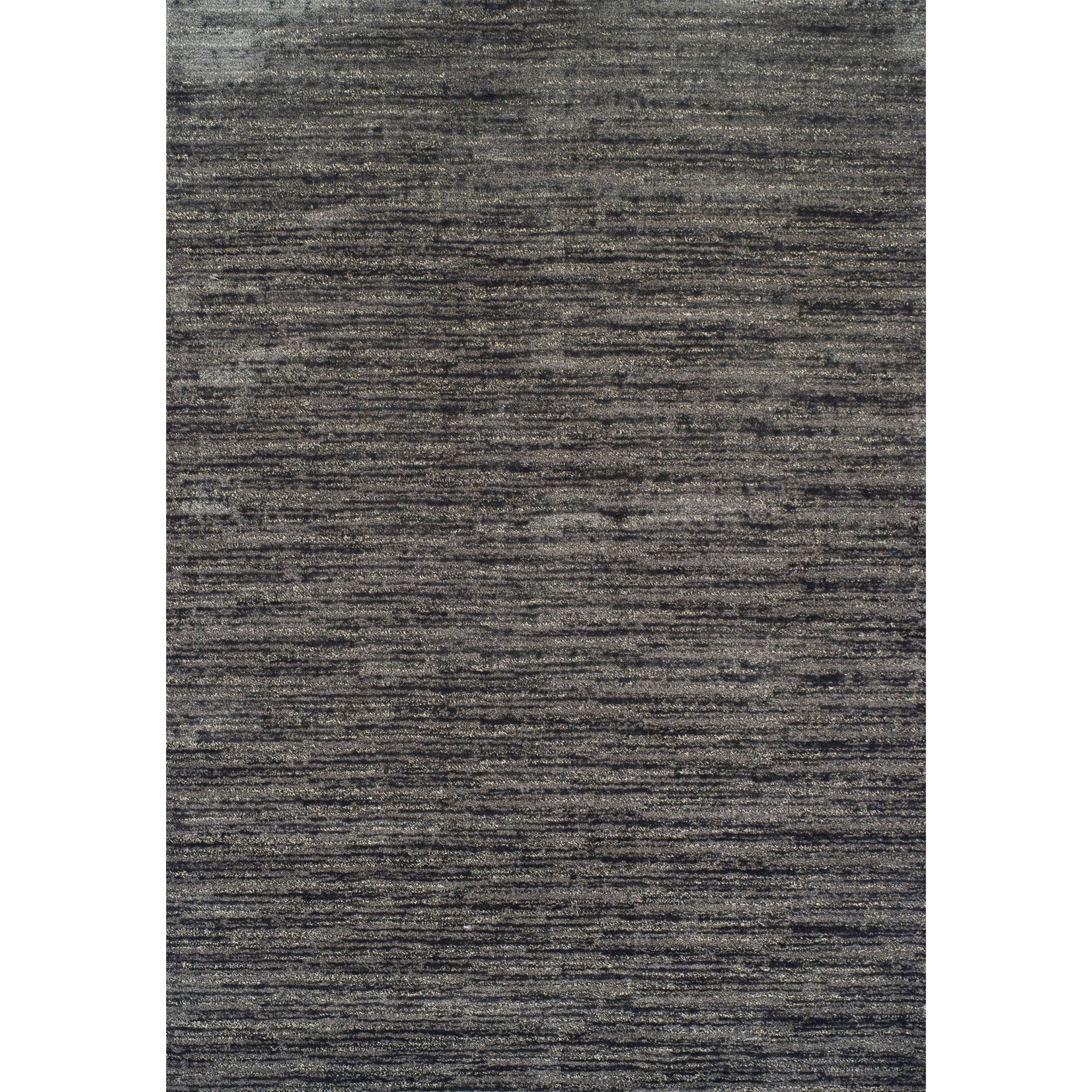 "Dalyn Borgo Grey 5'3""X7'7"" Rug - Item Number: BO1521GR5X8"