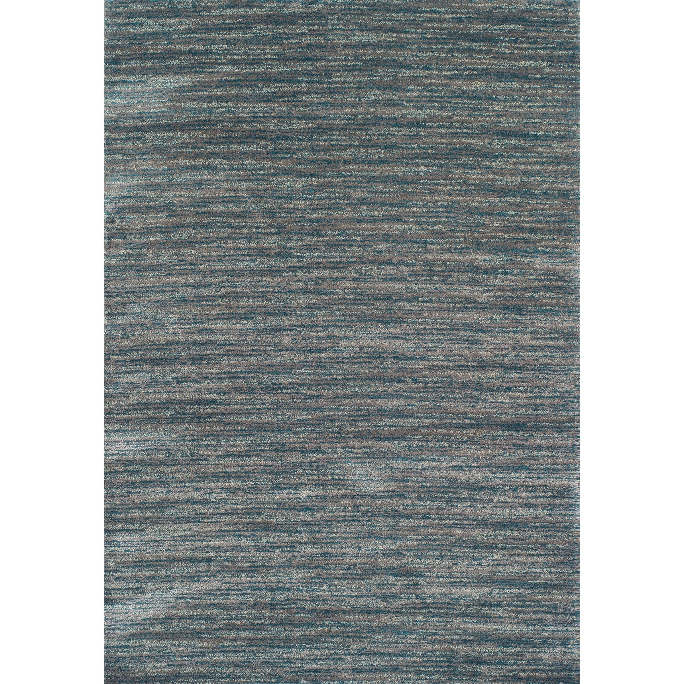 "Dalyn Borgo Teal 7'10""X10'7"" Rug - Item Number: BO1521TE8X11"