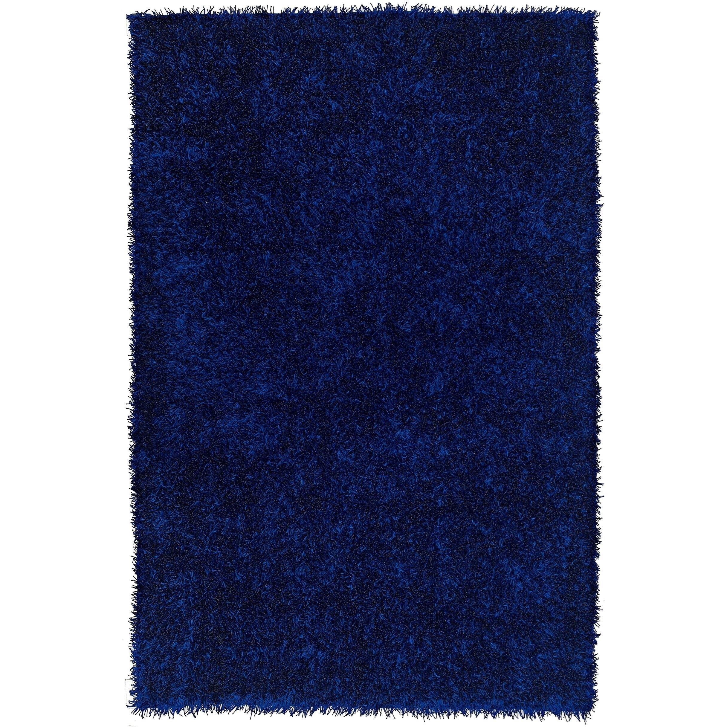 "Dalyn Bright Lights Cobalt 3'6""X5'6"" Rug - Item Number: BG69CB4X6"