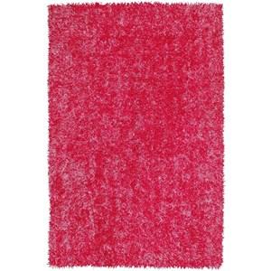 "Dalyn Bright Lights Hot Pink 3'6""X5'6"" Rug"