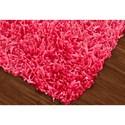 Dalyn Bright Lights Hot Pink 5'X7'6