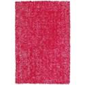 Dalyn Bright Lights Hot Pink 8'X10' Rug - Item Number: BG69HP8X10
