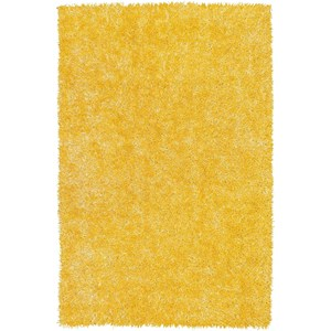 "Dalyn Bright Lights Lemon 3'6""X5'6"" Rug"