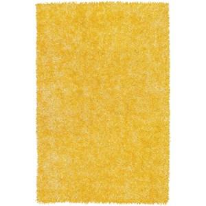 "Dalyn Bright Lights Lemon 3'6""X5'6"" Rug"