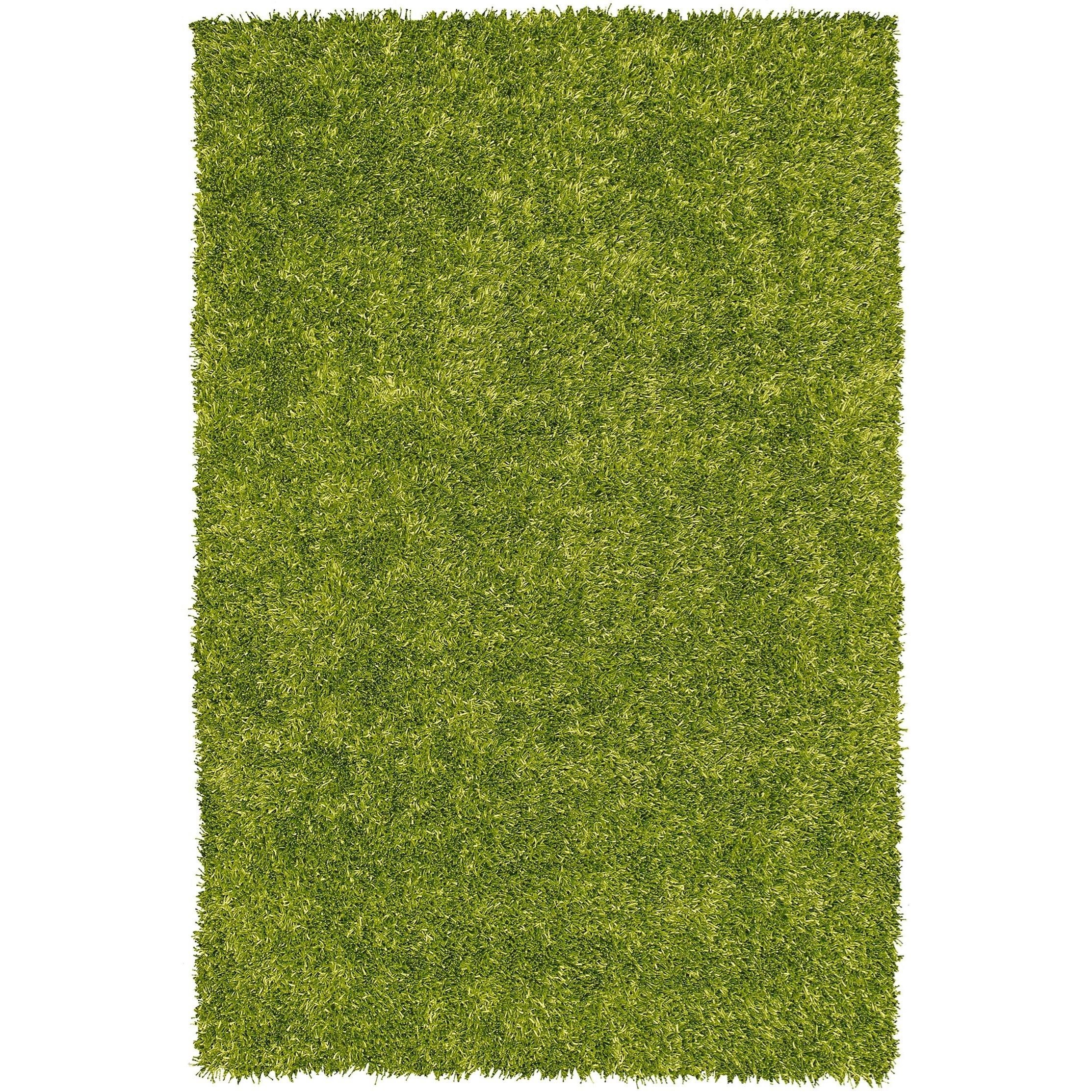 "Dalyn Bright Lights Lime 3'6""X5'6"" Rug - Item Number: BG69LM4X6"
