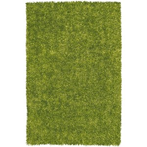 "Dalyn Bright Lights Lime 5'X7'6"" Rug"