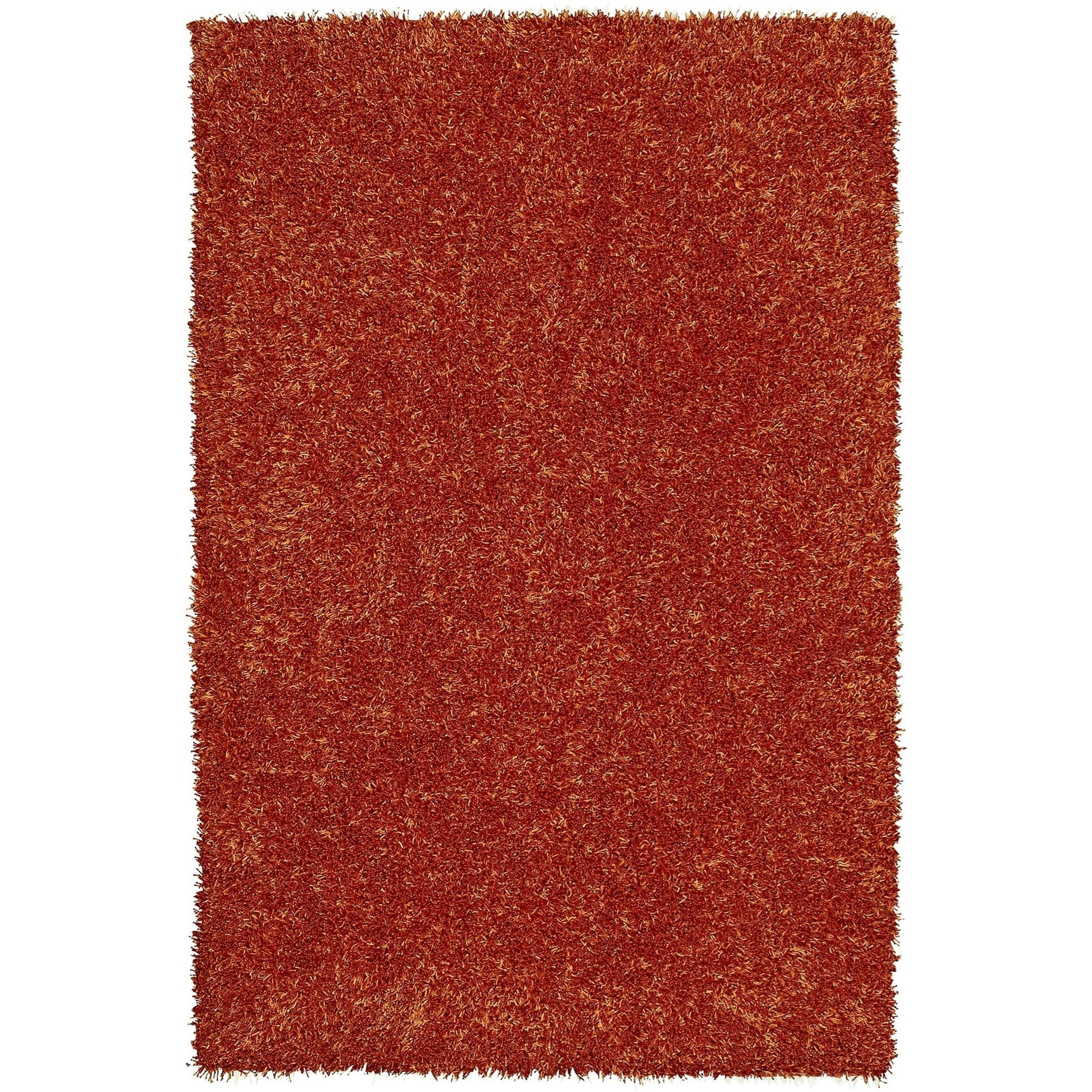 "Dalyn Bright Lights Orange 3'6""X5'6"" Rug - Item Number: BG69OR4X6"