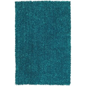 "Dalyn Bright Lights Teal 5'X7'6"" Rug"