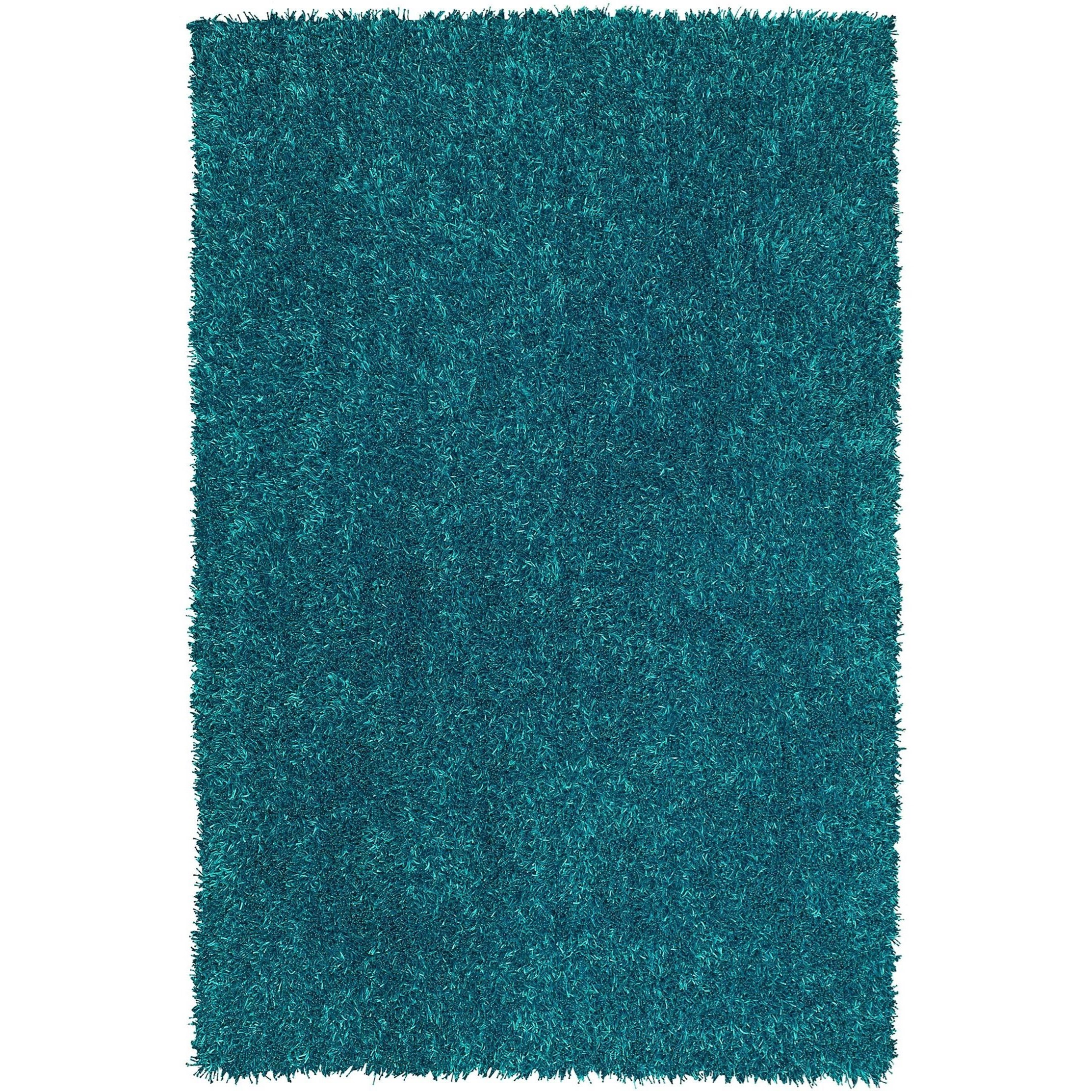 Dalyn Bright Lights Teal 8'X10' Rug - Item Number: BG69TE8X10