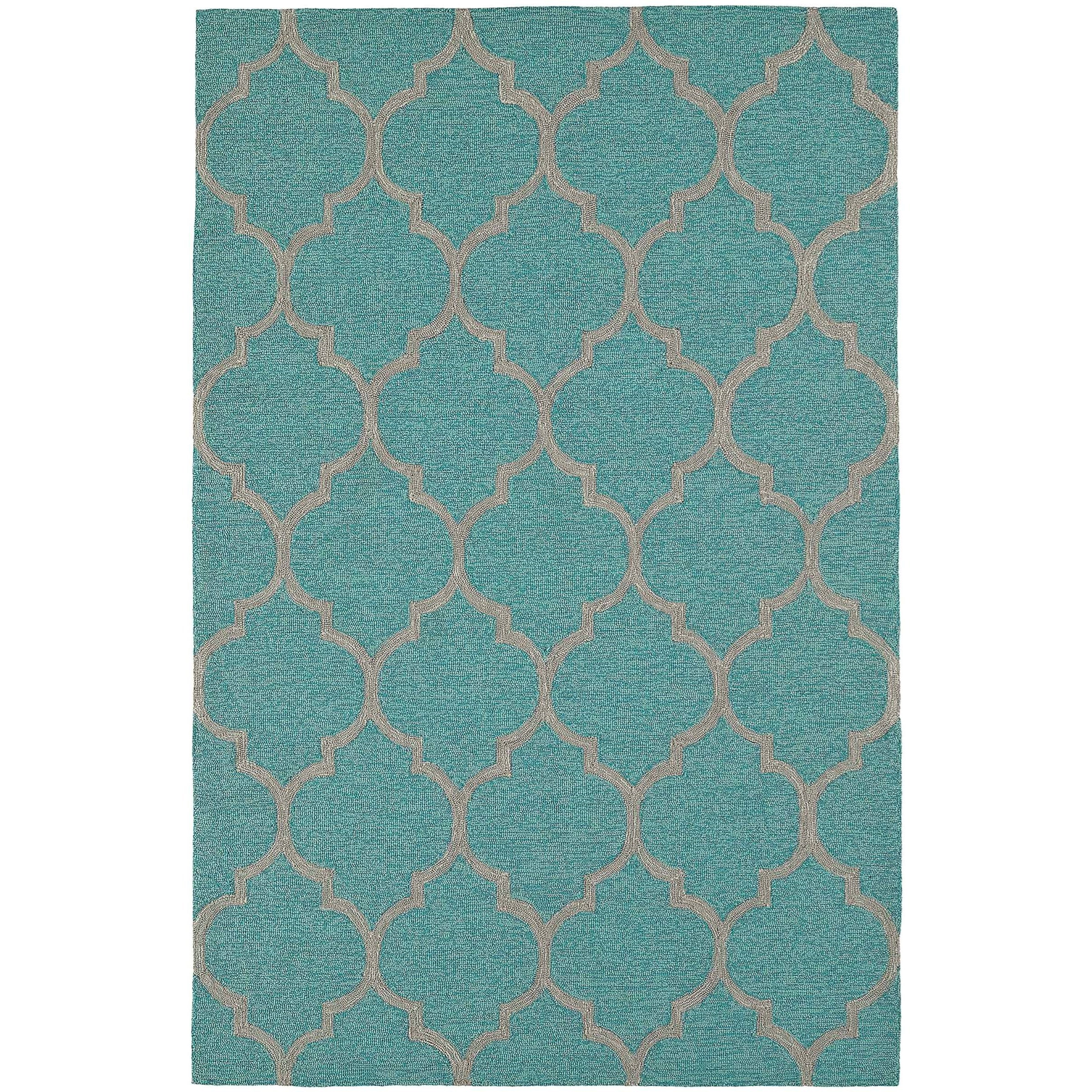 Dalyn Cabana Robins Egg 8'X10' Rug - Item Number: CN12RE8X10