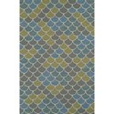 Dalyn Cabana Multi 8'X10' Rug - Item Number: CN13MU8X10