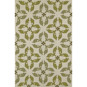 "Dalyn Cabana Lime 3'6""X5'6"" Rug"