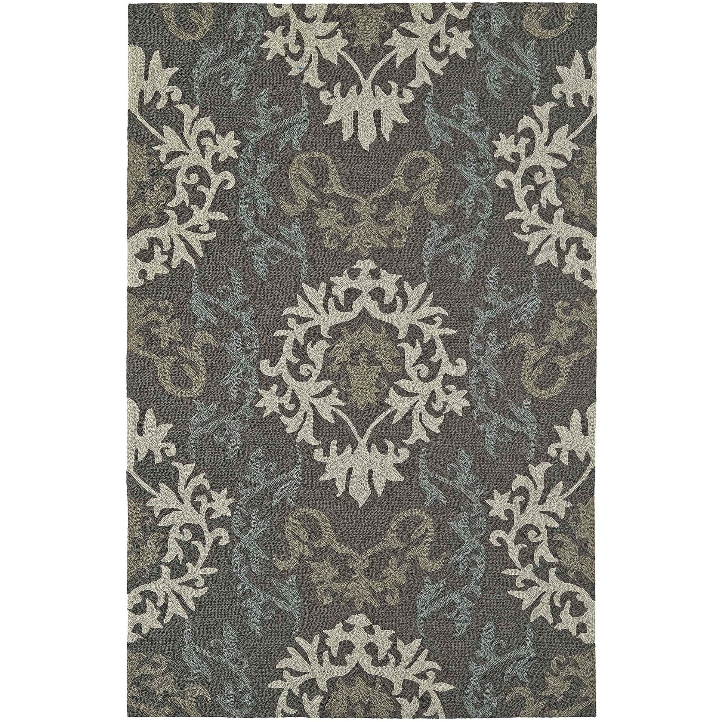 Dalyn Cabana Graphite 9'X13' Rug - Item Number: CN2GR9X13