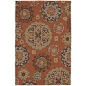 Dalyn Cabana Spice 8'X10' Rug - Item Number: CN3SP8X10