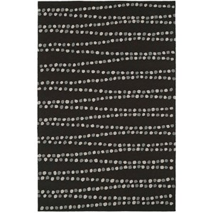 "Dalyn Cabana Black 3'6""X5'6"" Rug"