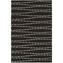 "Dalyn Cabana Black 5'X7'6"" Rug - Item Number: CN8BK5X8"