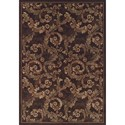 "Dalyn Capri Sable 3'3""X5'3"" Rug - Item Number: CA101SA3X5"
