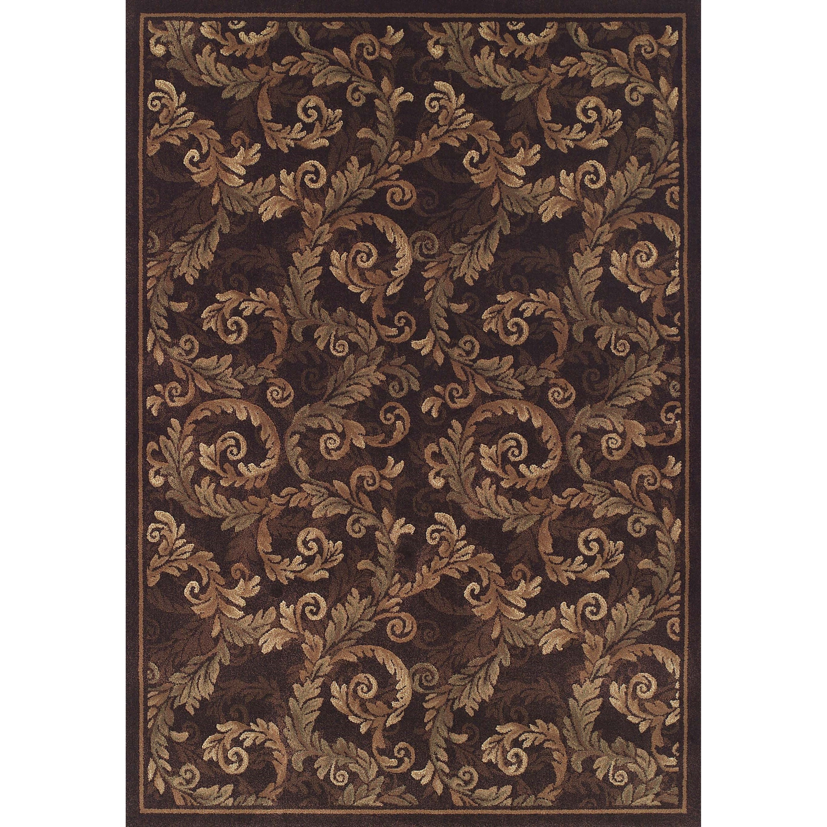 "Dalyn Capri Sable 7'10""X10'7"" Rug - Item Number: CA101SA8X11"