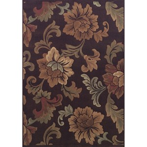 "Dalyn Capri Sable 3'3""X5'3"" Rug"