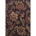 "Dalyn Capri Sable 7'10""X10'7"" Rug - Item Number: CA112SA8X11"