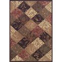 "Dalyn Capri Multi 3'3""X5'3"" Rug - Item Number: CA1MU3X5"