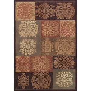 "Dalyn Capri Sable 5'3""X7'7"" Rug"