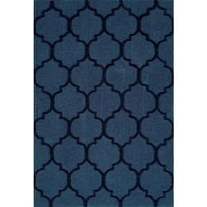 Denim 8'X10' Area Rug