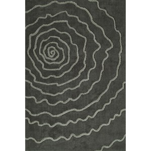 "Dalyn Dakota Grey 5'X7'6"" Area Rug"