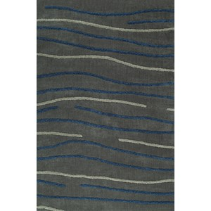 Dalyn Dakota Grey 9'X13' Area Rug