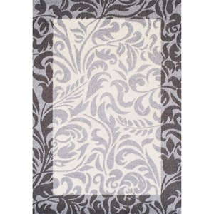 "Dalyn Finesse Ivory 4'11""X7' Rug"