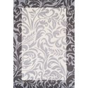 "Dalyn Finesse Ivory 4'11""X7' Rug - Item Number: FN128IV5X7"