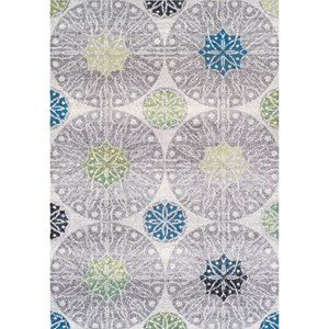 "Dalyn Finesse Ivory 8'2""X10' Rug"