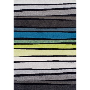 "Dalyn Finesse Multi 4'11""X7' Rug"