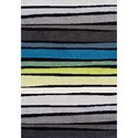 "Dalyn Finesse Multi 4'11""X7' Rug - Item Number: FN480MU5X7"